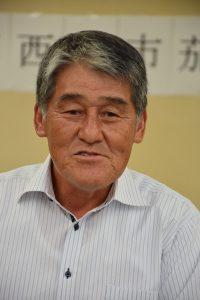 杉山昇新部会長の就任あいさつ